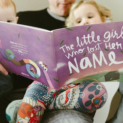 Lost My Name – The Sweetest Customized Children's Books Review AND Giveaway!