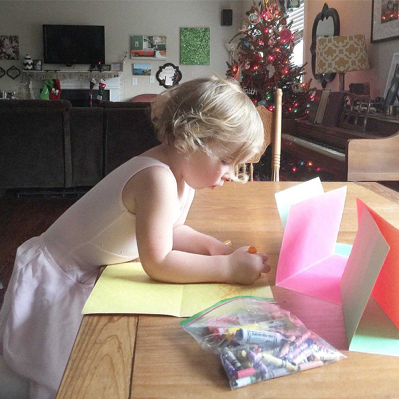 25 Random Acts of Christmas Kindness - Kindness Advent 2016 | Recap #trikind25 #kindnessadvent #25daysofkindness (5)