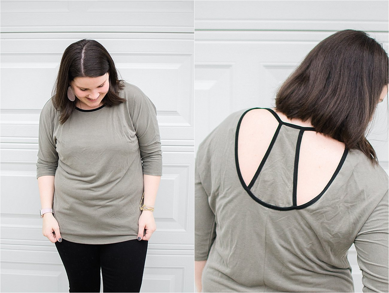 Papermoon Harni Cutout Detail Knit Top - Size XL - $48