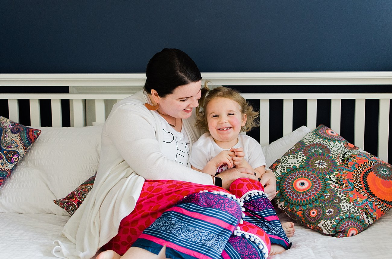 Sudara Goods Mommy & Me Punjammies - Ethical Fashion, Ethically Made Loungewear (1)
