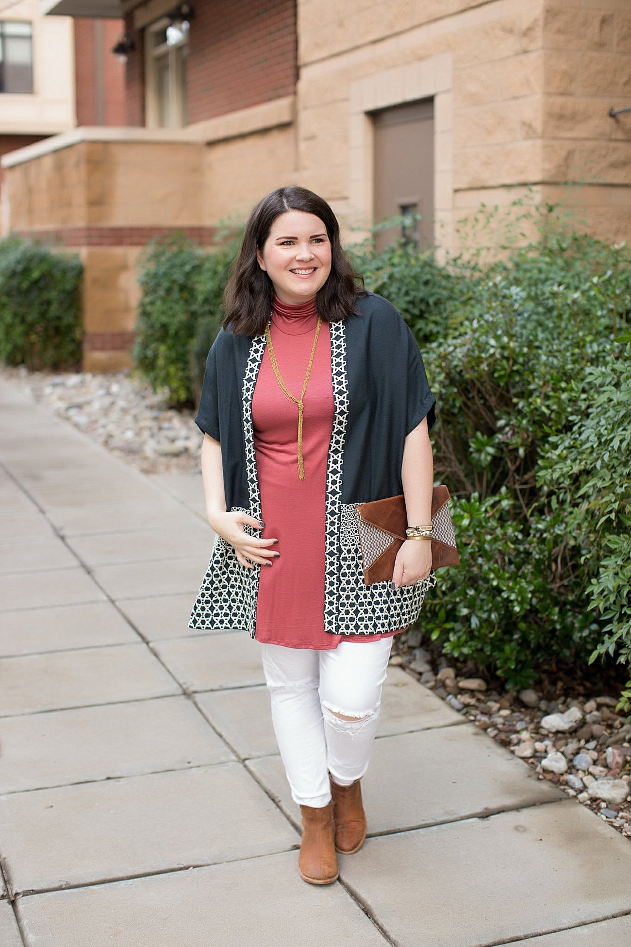 The Flourish Market tunic, Victoria Road, The Root Collective, ethical fashion blogger (2)