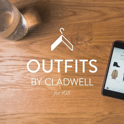 "Take the Time : My Obsession with the new ""Outfits"" by Cladwell Wardrobe App"