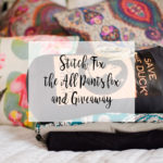 The All Pants Stitch Fix Fix, Stitch Fix Giveaway (& Link-Up)