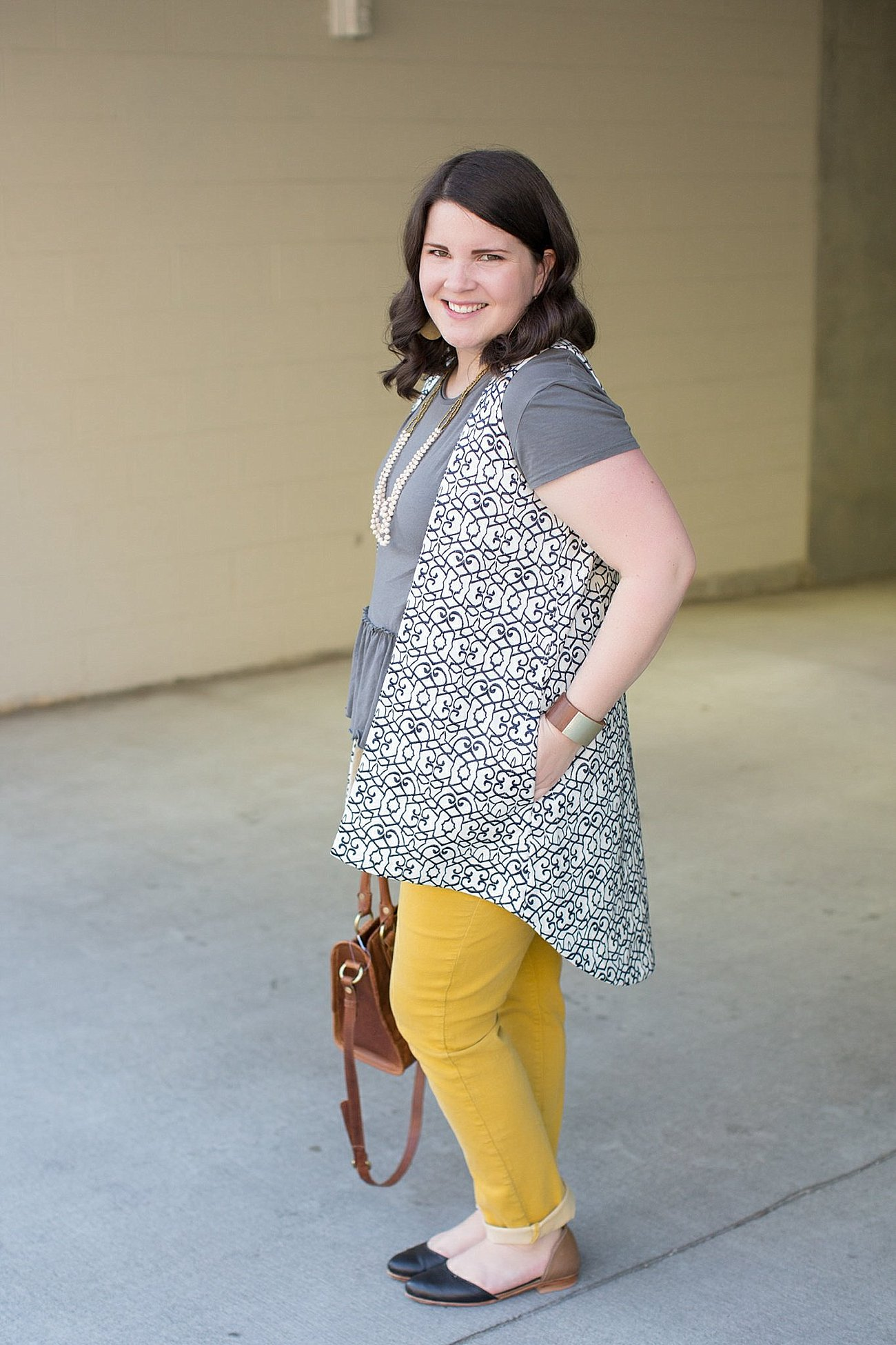 It's More Than a Tee - Elegantees Ethical Fashion by fashion blogger Still Being Molly