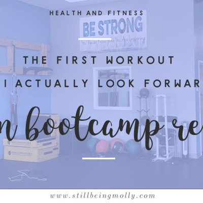 The Workout I Actually Look Forward To: Burn Bootcamp Review + 30 Day Abs Challenge!