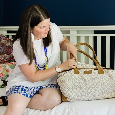 The JOYN Weekender Bag from Remedy Road - shopping ethically made easy (1)