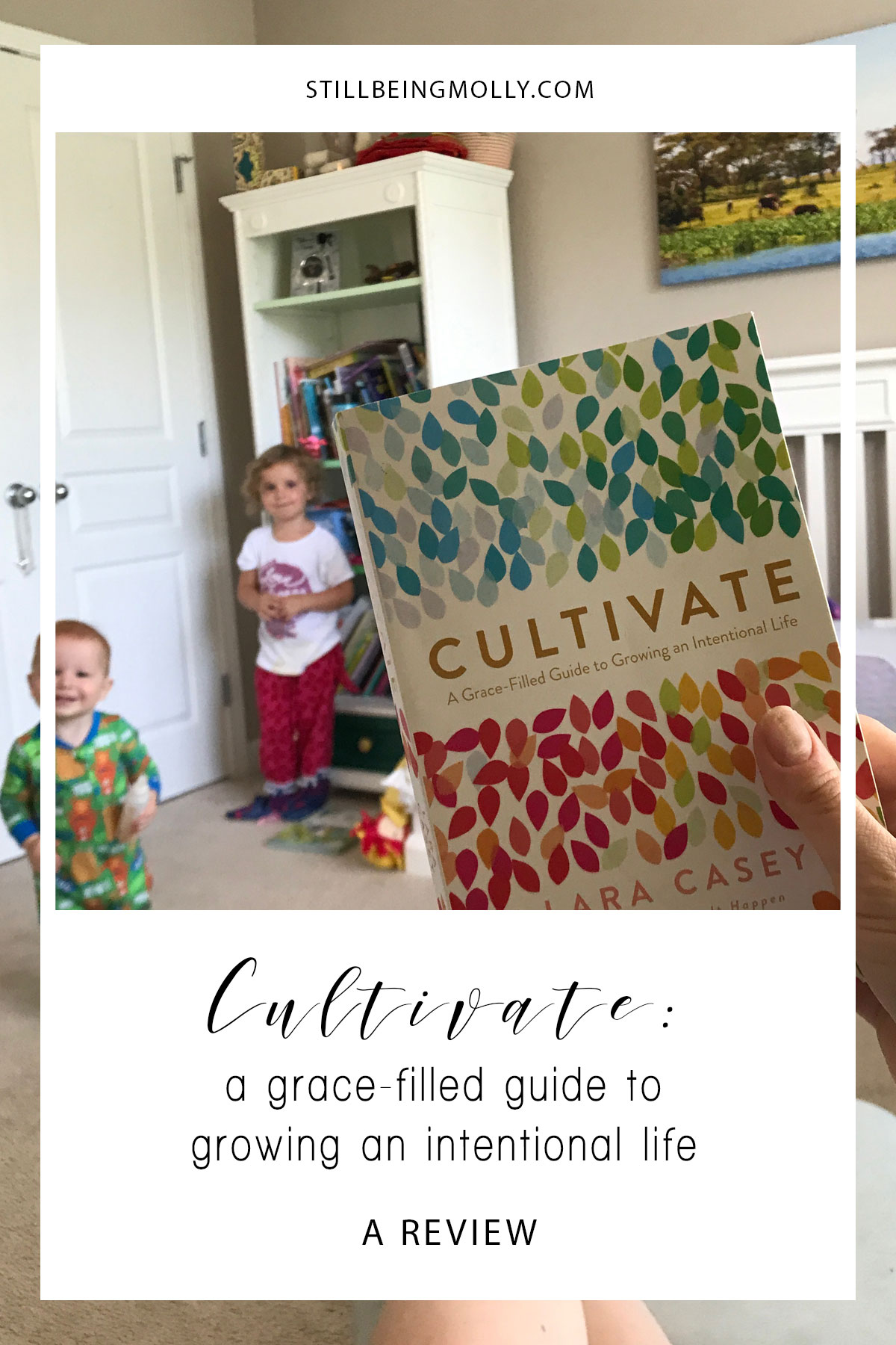 "Book Review: ""Cultivate"" by Lara Casey"
