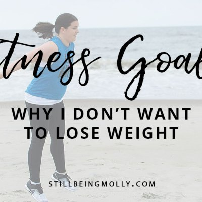 Why I Don't Want to Lose Weight - What my realistic fitness goals look like - Burn Bootcamp Review (7)