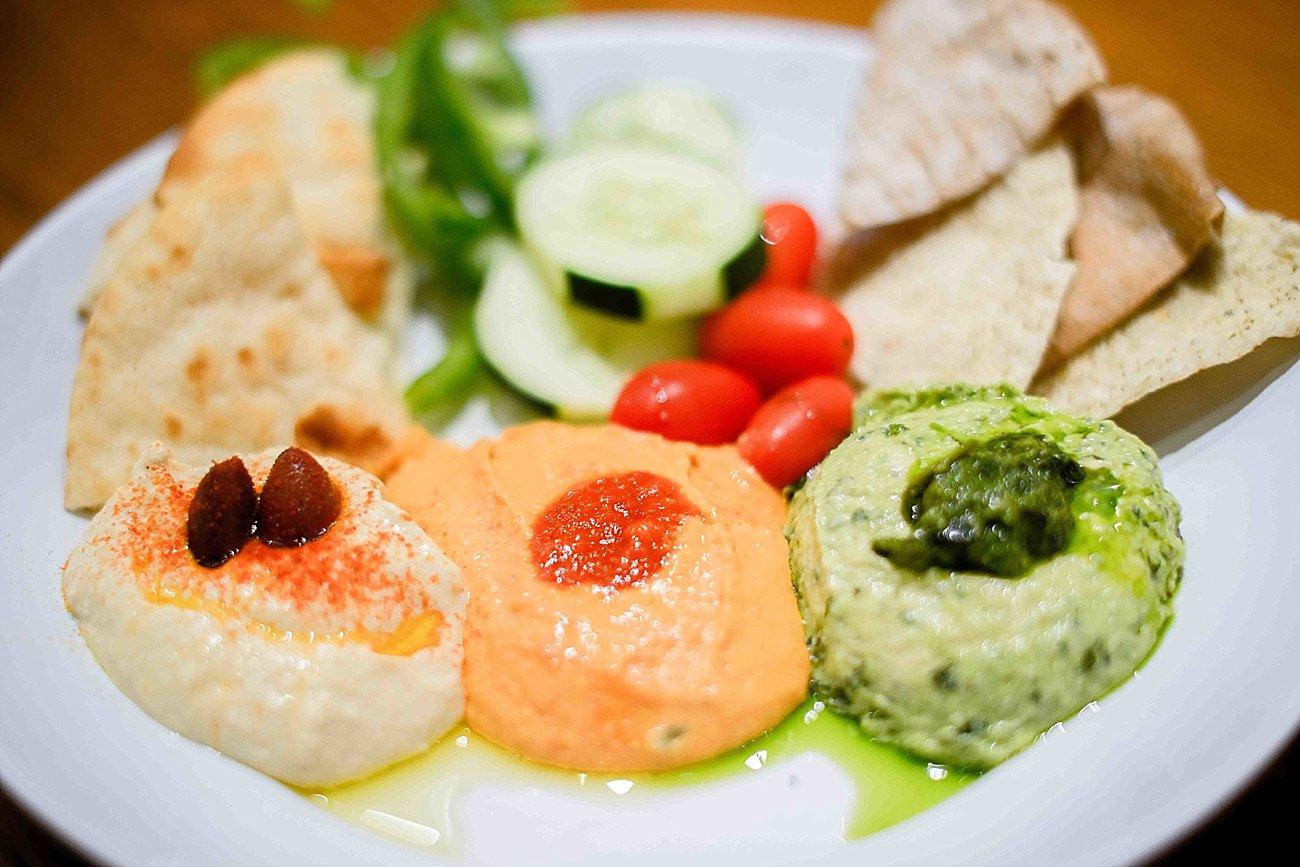 Fast & Healthy Mediterranean Food