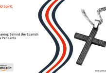 Spanish Crosses Pendants