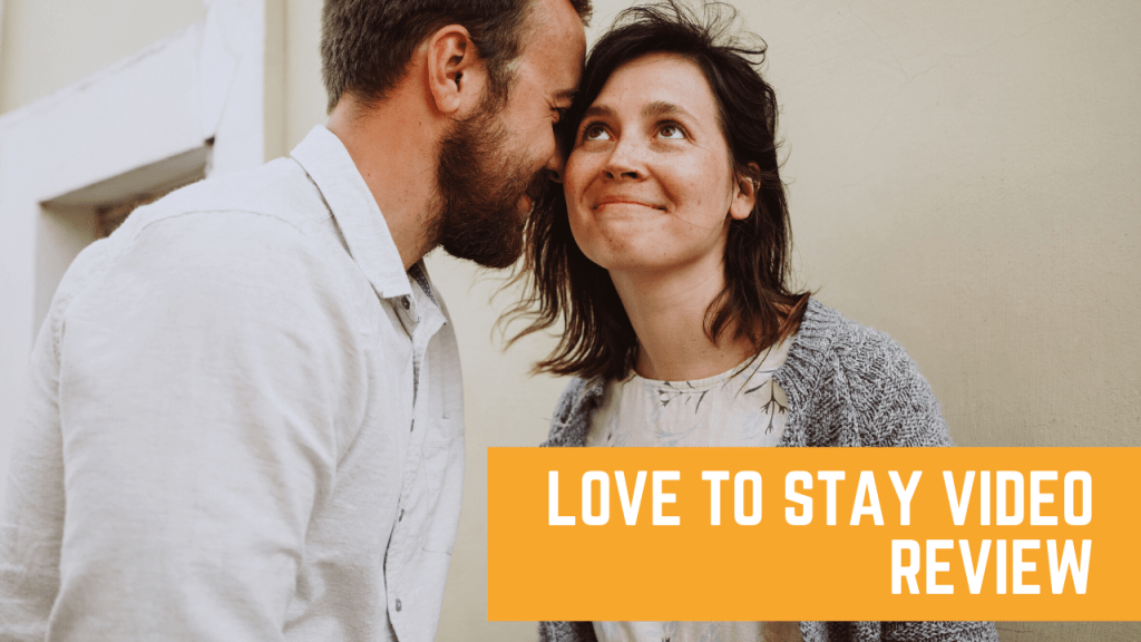 Love to Stay Video Review