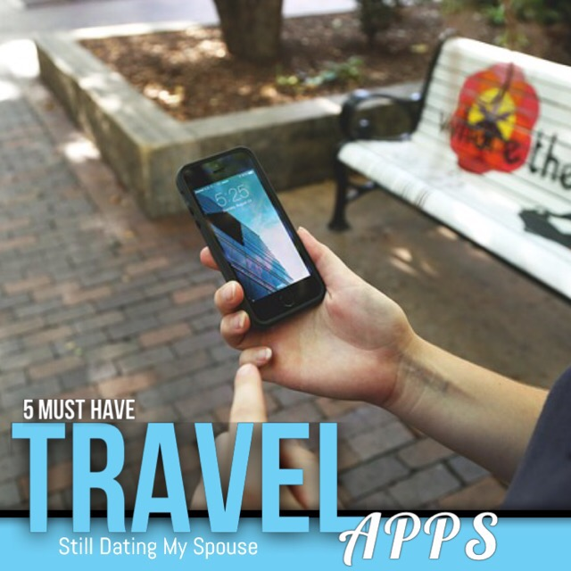 5 Must Have Travel Apps