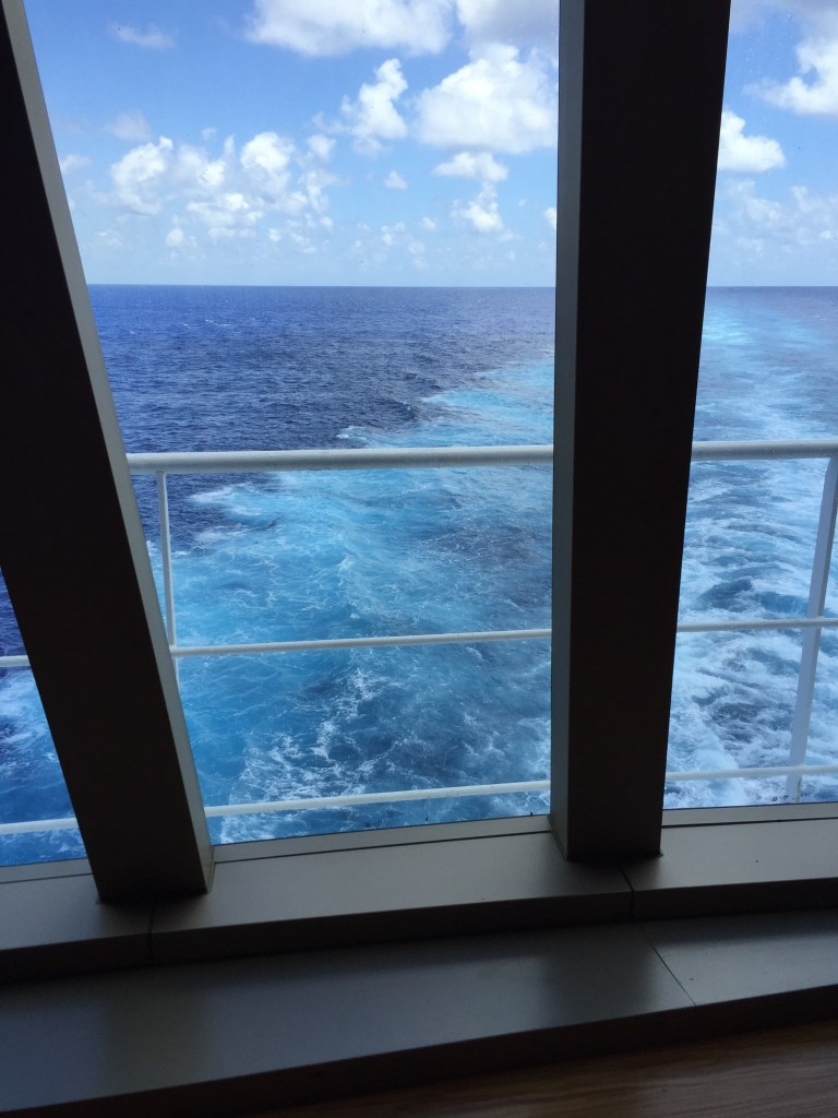 Carnival Cruise Line, Seaday brunch