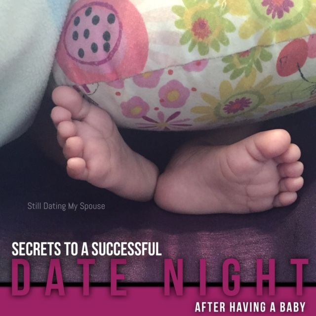 Secrets to a successful date night