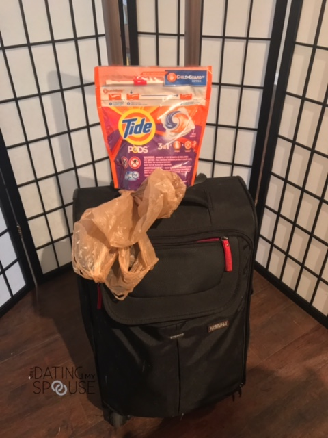 Family Travel Tip: The must pack items