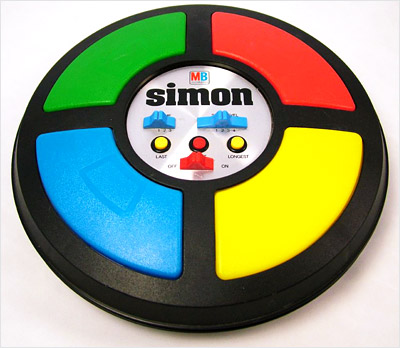 Simon Says Game Toy Store Date Night Idea