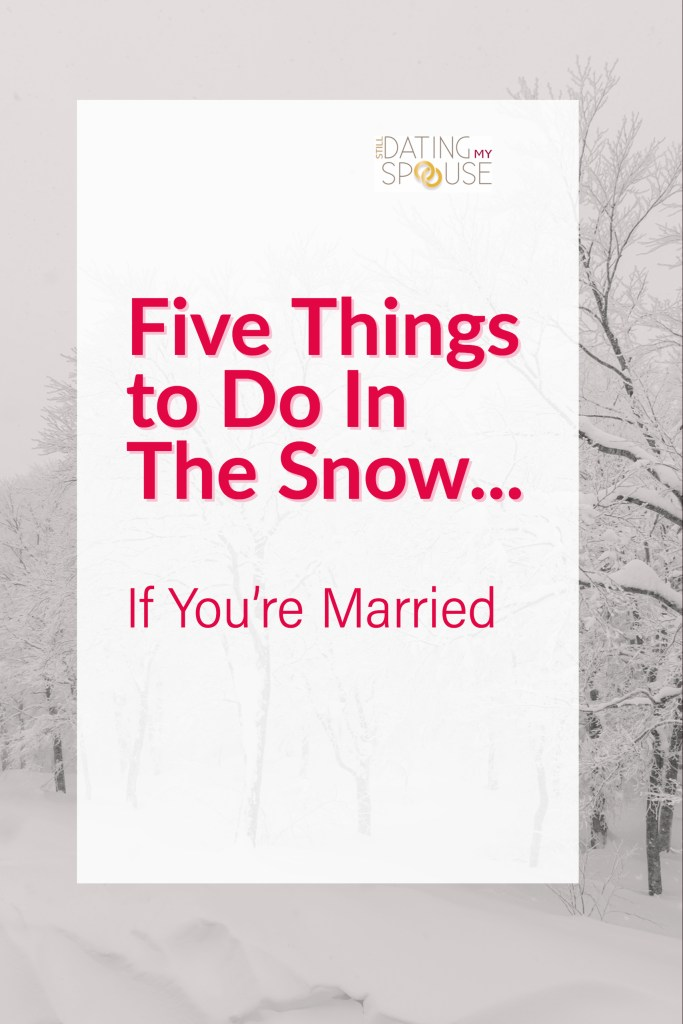 5 Things to Do in the snow for couples