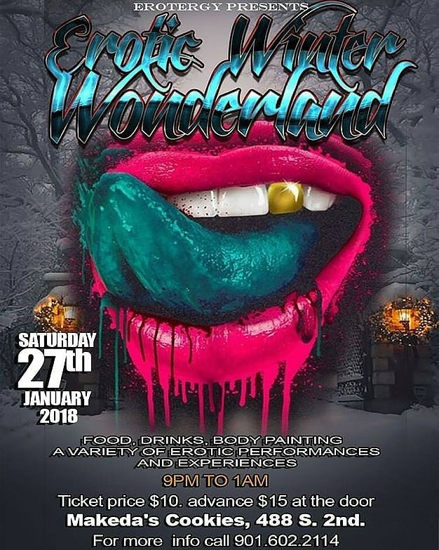 Erotic Winter Wonderland Date Night