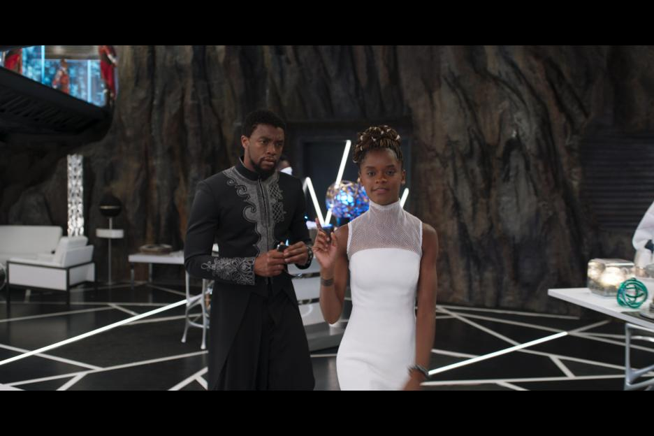 Black Panther couple outfit ideas
