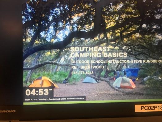 REI Camping