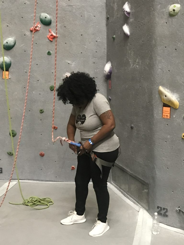 Nashville Rock Climbing