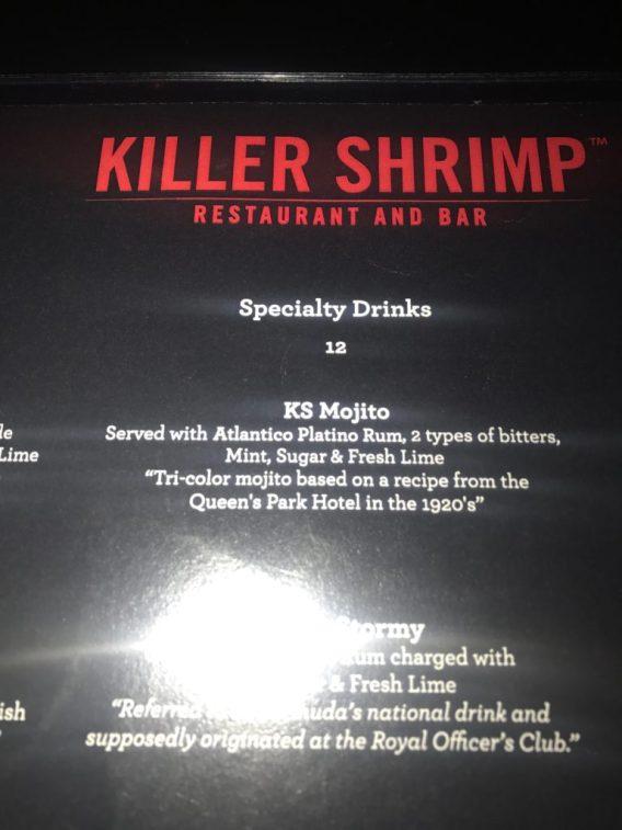 Killer Shrimp Los Angeles CA