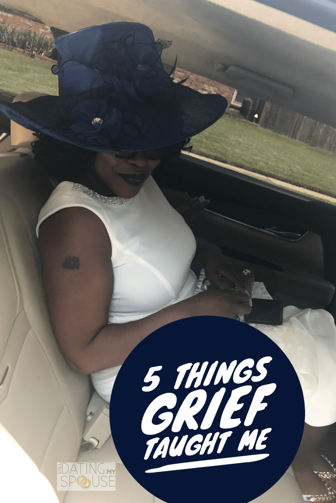 What Grief and a Car Ride Taught Me