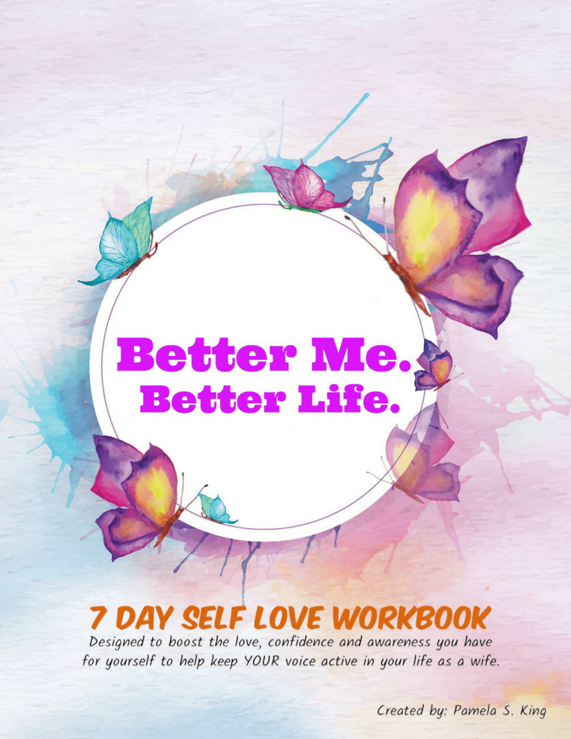 Better Me Workbook