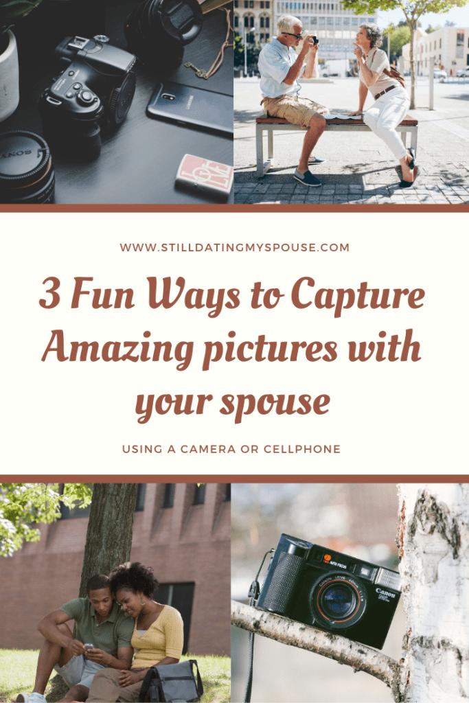 3 Fun Ways to capture couples photos