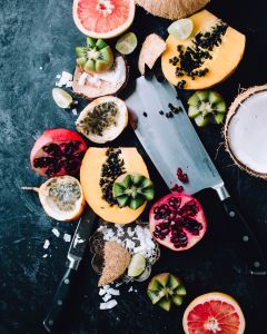 Ausgewogene Ernährung Stillzeit