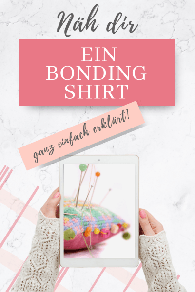 Bonding Shirt nähen Schnittmuster Skin to Skin Top