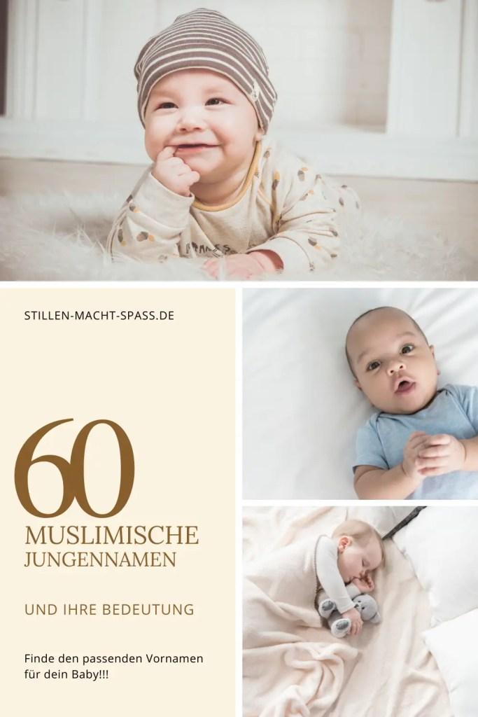 60 muslimische Jungennamen und ihre Bedeutung