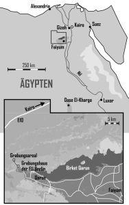 Ägypten und Faiyum
