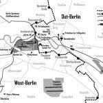 West- und Ost-Berlin 1988