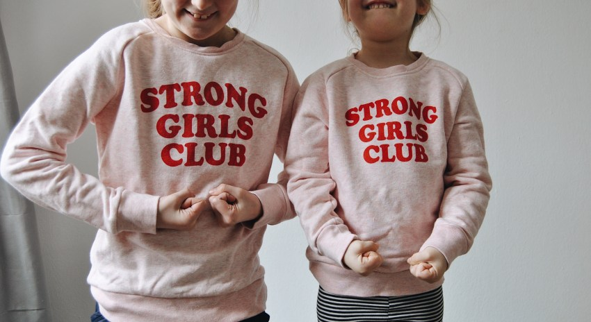 strong girls club