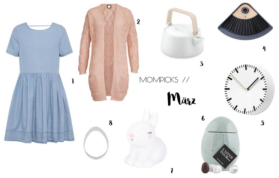 Shoppingstipps, Mompicks Wishlist Maerz