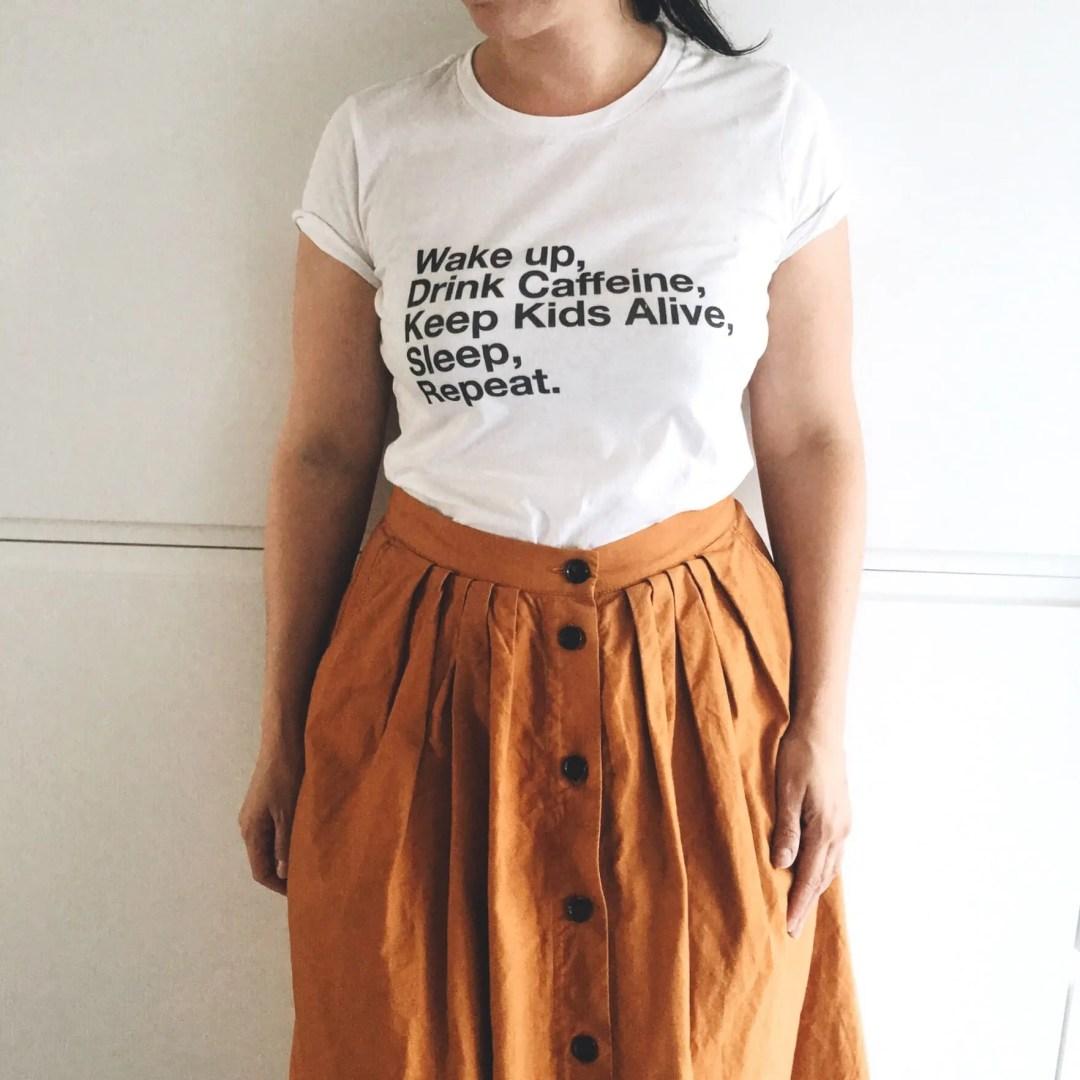 Motivational T-Shirt, Motherhood