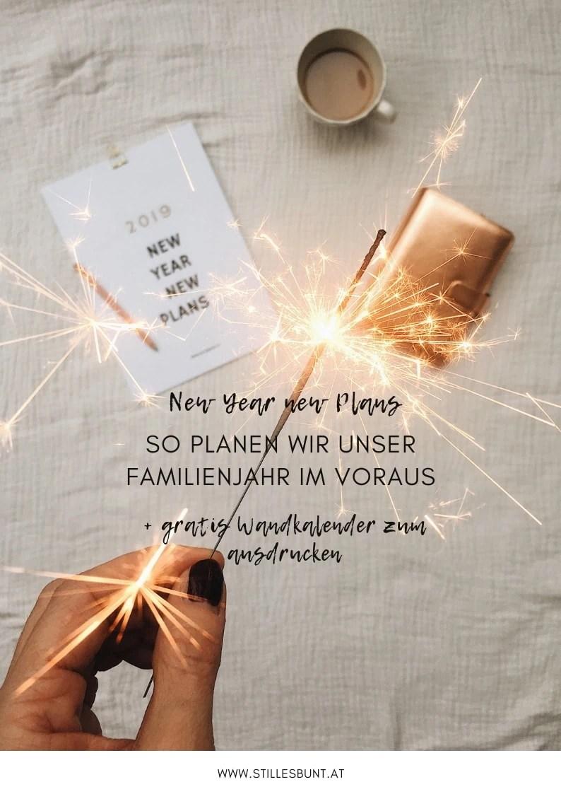 Kalender 2019 free printable