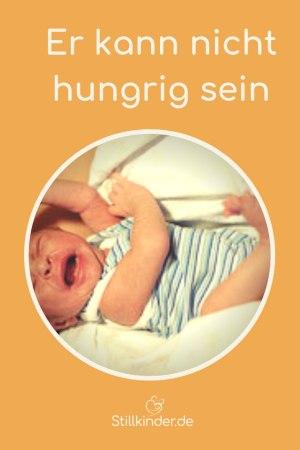 Ein schreiendes Baby