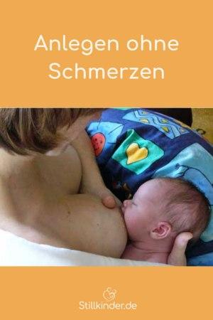 Gut angelegtes Baby