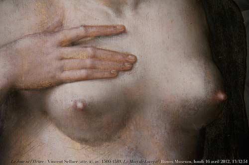 So entleeren Sie die Brust von Hand