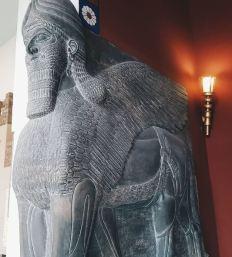 mesopotamian guard