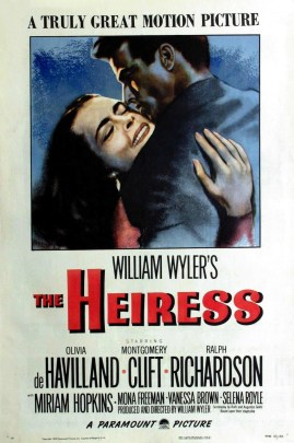 The-Heiress-Poster