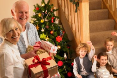 seniors, christmas