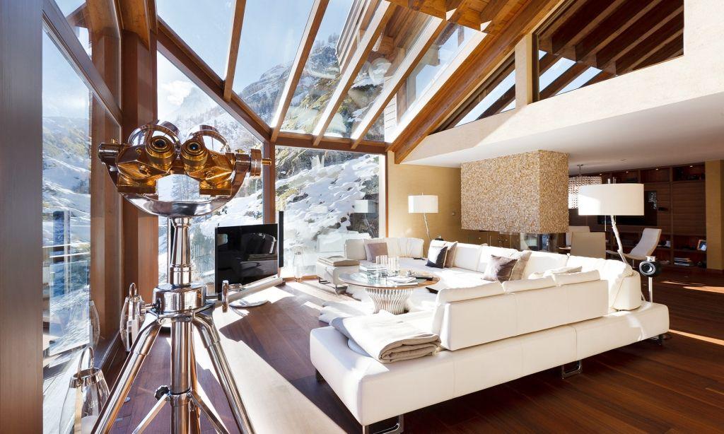 ChaletTrume aus der Schweiz  Stilpalast