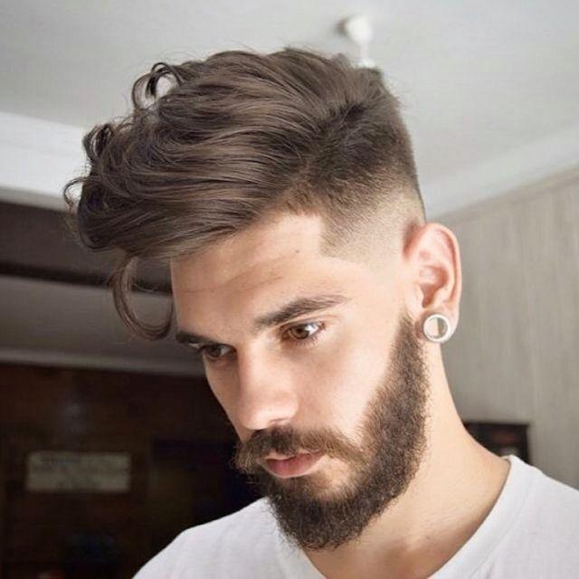 Männer Trendfrisuren 2017 Die Coolsten Styles