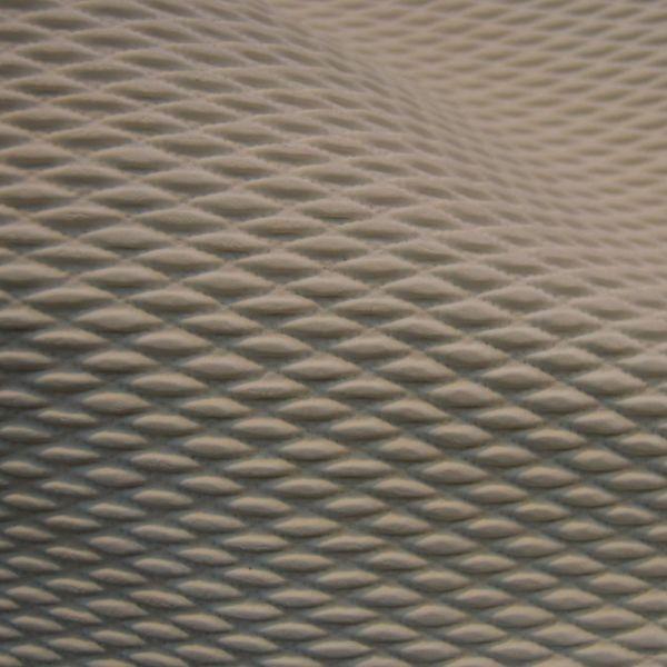 Tessuto Ecopel Piquet Bianco 3d Ecopel Piquet Bianco