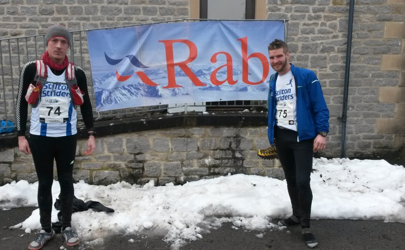 7 Feb 2015 – Rab Mini Mountain Marathon