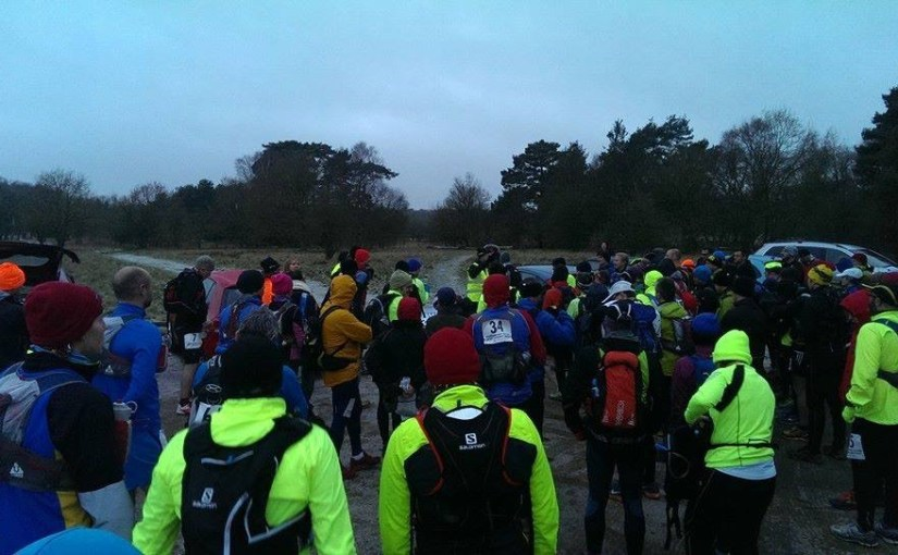 31 Jan 2015 – Peddars Way Ultra