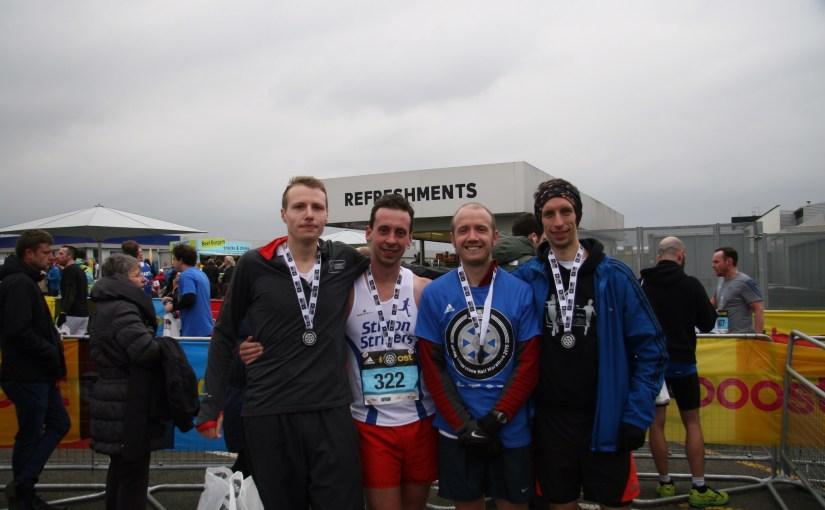 15 Mar 2015 – Silverstone Half Marathon
